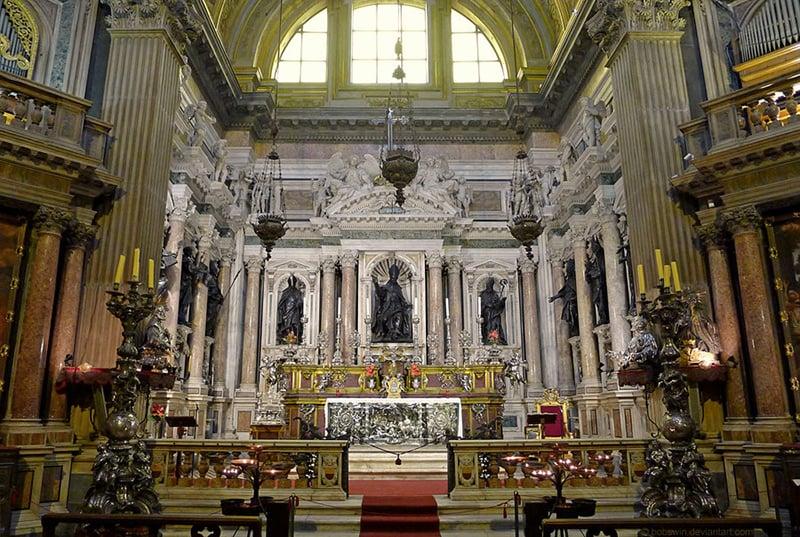 O que fazer em Nápoles: Duomo