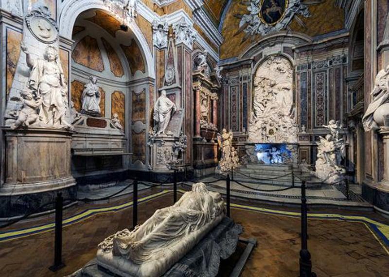 O que fazer em Nápoles: Capela