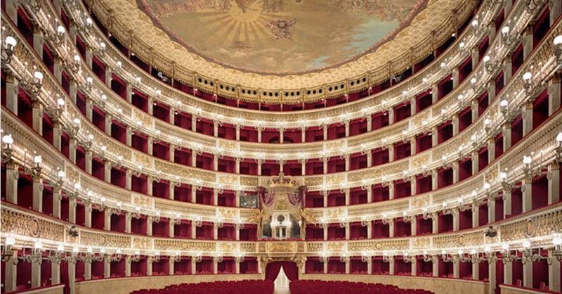 O que fazer em Nápoles: Teatro