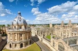 O Que Fazer em Oxford na Inglaterra