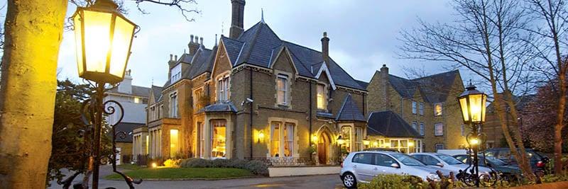 O que fazer em Oxford: Hotel