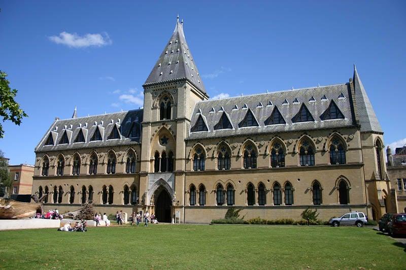 O que fazer em Oxford: Universidade