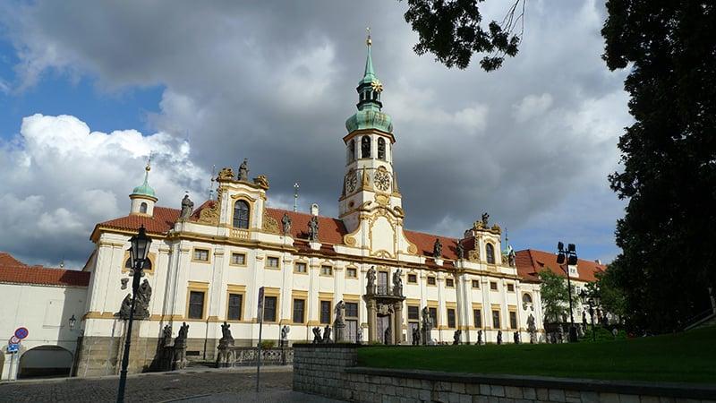 O que fazer em Praga: Loreto