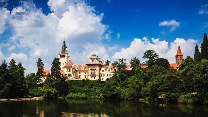 O que fazer em Praga: Pruhonice
