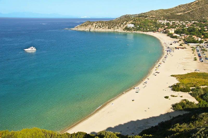 O que fazer em Sardenha: Solanas