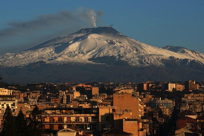 O que fazer em Sicilia: Vulcão Etna