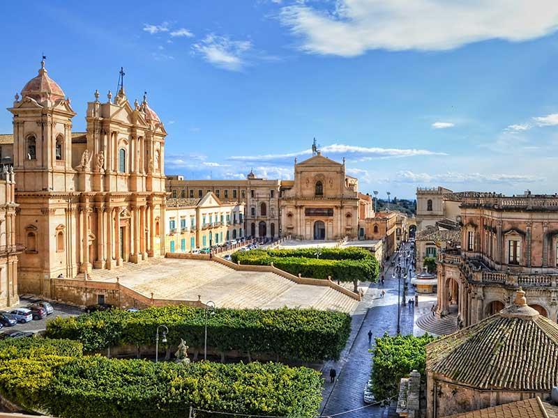 O que fazer em Sicilia: Noto