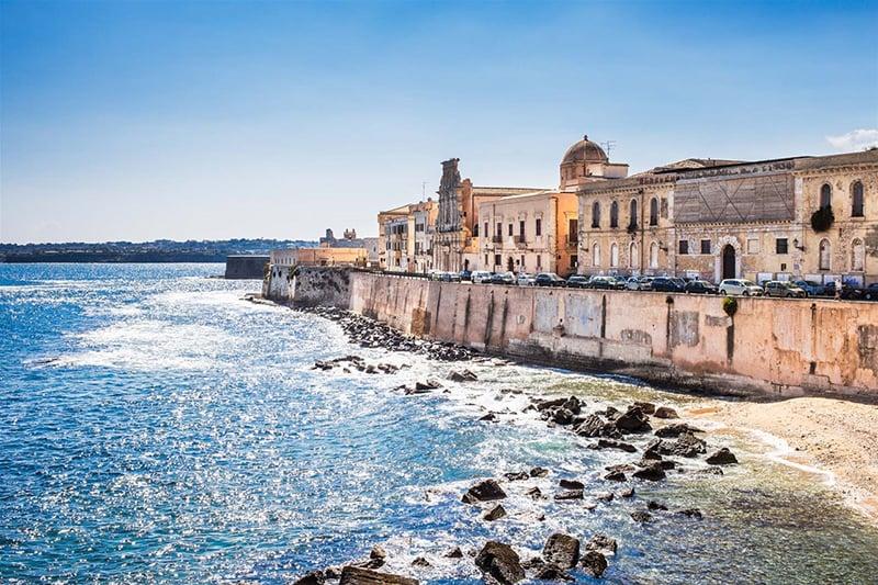 O que fazer em Sicília: siracusa