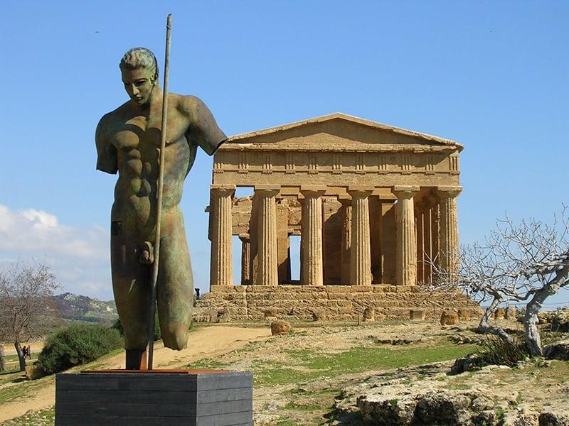 O que fazer em Sicilia: Catania: Vale dos Templos