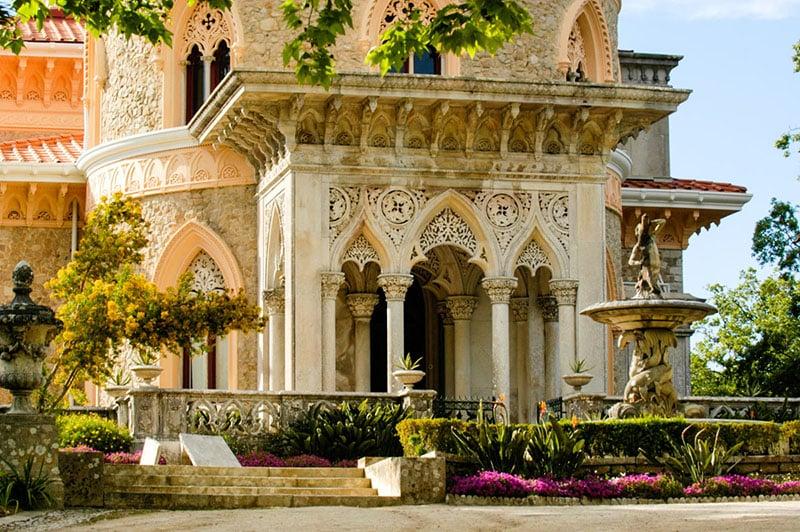 O que fazer em Sintra: Palácio deMonserrat