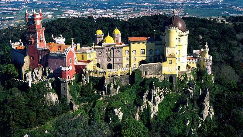 O que fazer em Sintra: Palácio da Pena