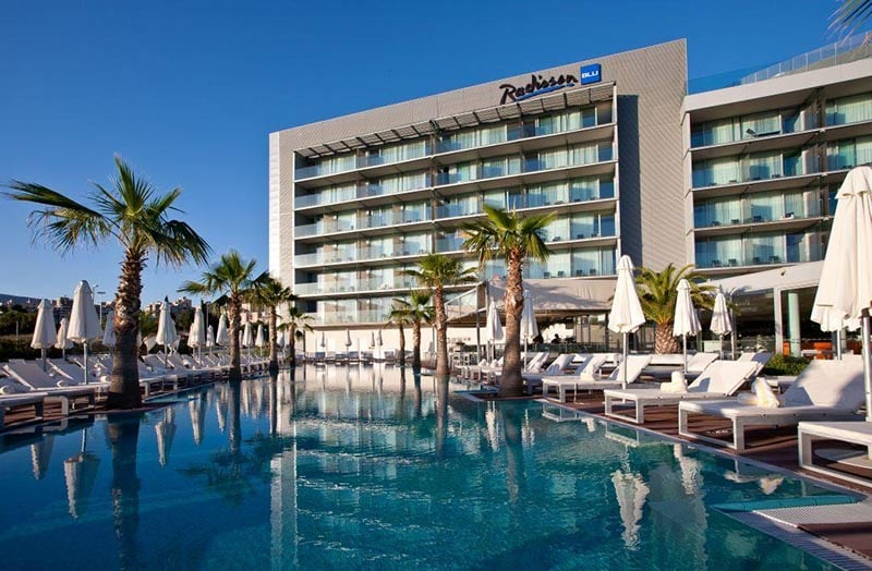 O que fazer em Split: Hotel