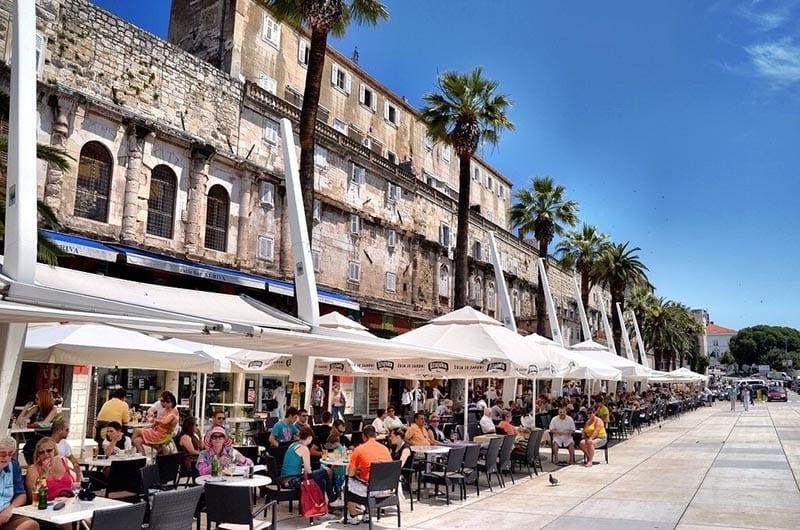 O que fazer em Split: RIva