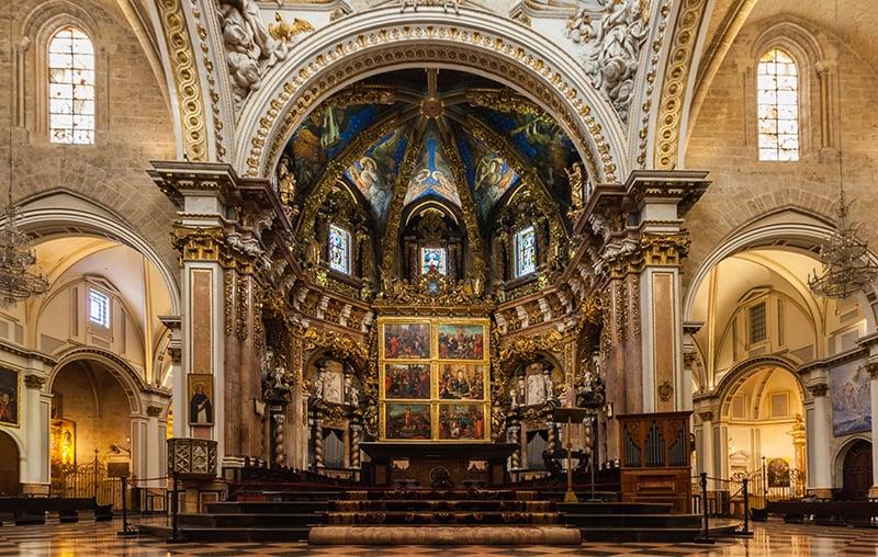 O que fazer em Valência: Catedral