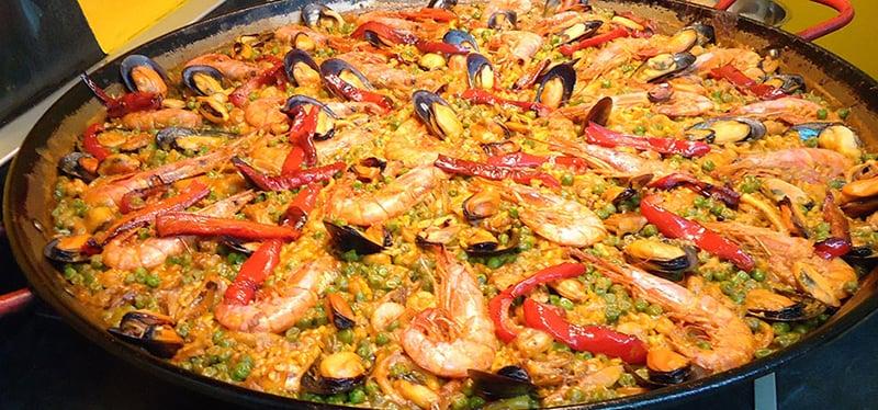 O que fazer em Valência: Paella