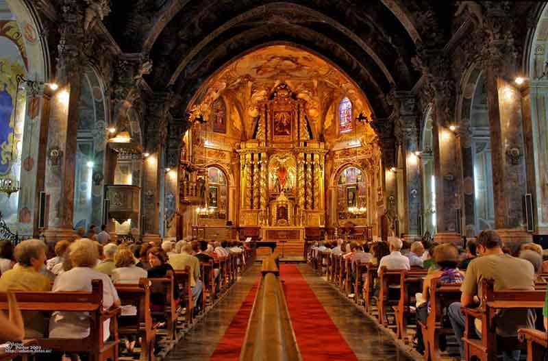 O que fazer em Valência: San Nicolas