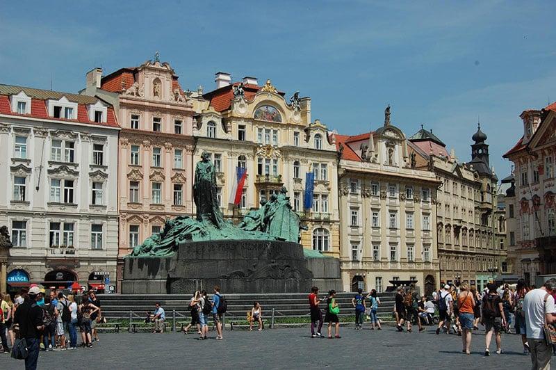 O que fazer em Praga: Cidade Antiga