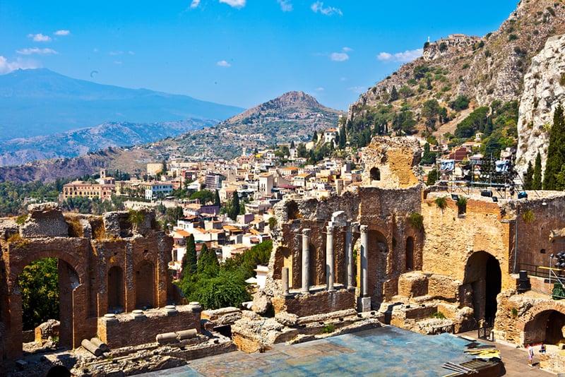 O que fazer em Sicilia: Catania: Taormina