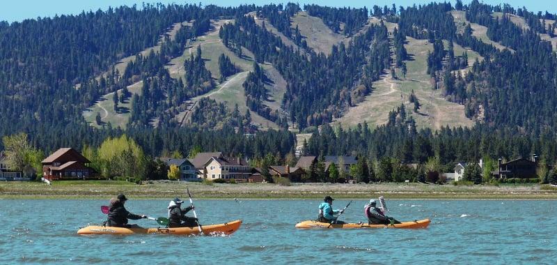O Que Fazer em Big Bear Lake: Esportes aquáticos