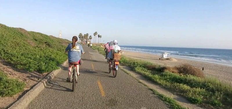 O Que Fazer em Huntington Beach: tour de bicicleta