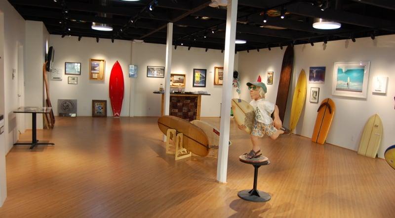 O Que Fazer em Huntington Beach: International Surfing Museum
