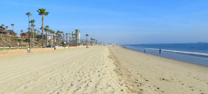 O Que Fazer em Long Beach: Praia