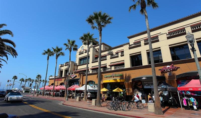 O Que Fazer em Huntington Beach: Main Street