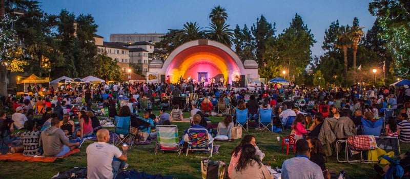 O Que Fazer em Pasadena: Espetáculos