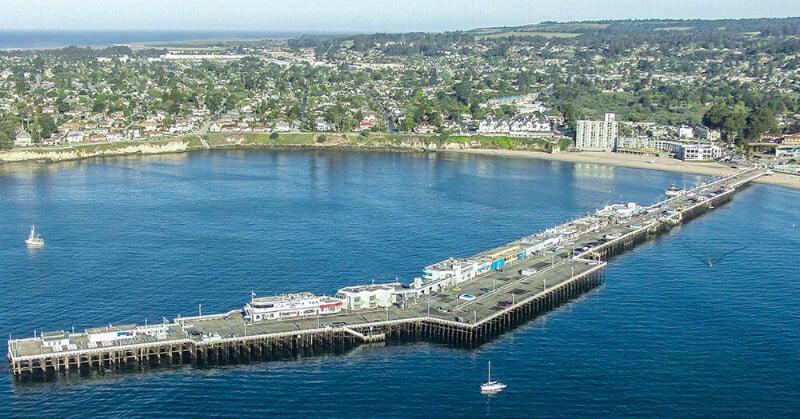 O Que Fazer em Santa Cruz: Santa Cruz Wharf