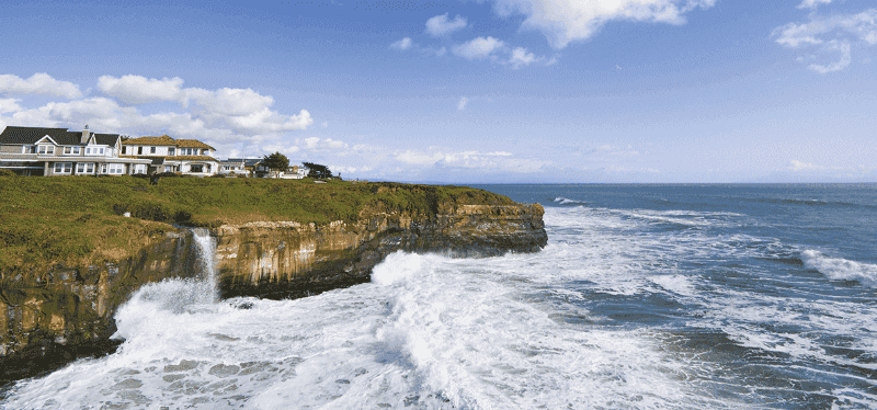 O Que Fazer em Santa Cruz: West Cliff Drive