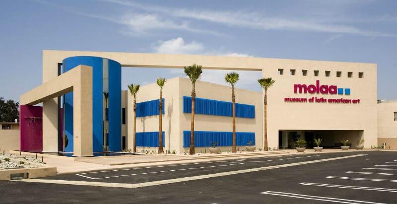 O Que Fazer em Long Beach: Museus de Arte