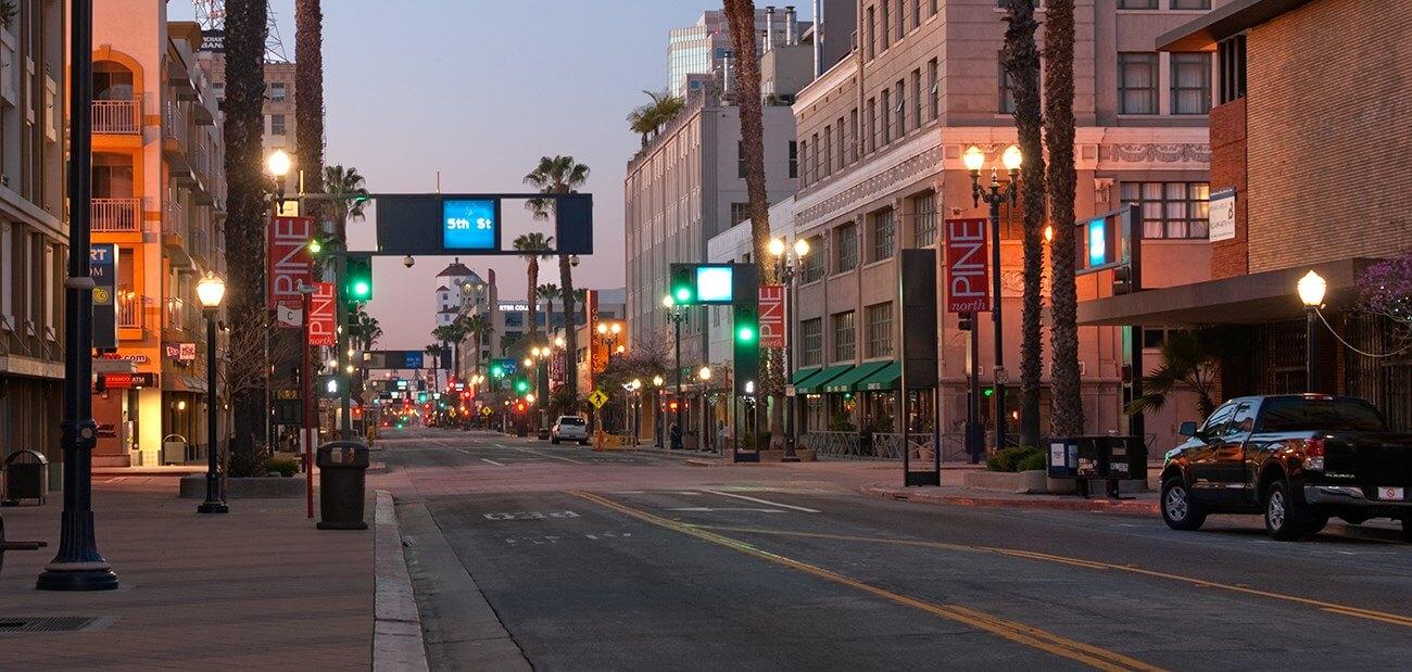 O Que Fazer em Long Beach: Pine Avenue