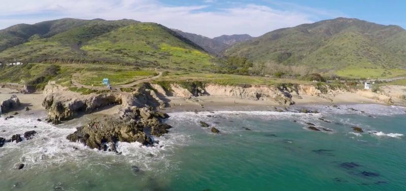 O Que Fazer em Malibu: Leo Carrillo State Park