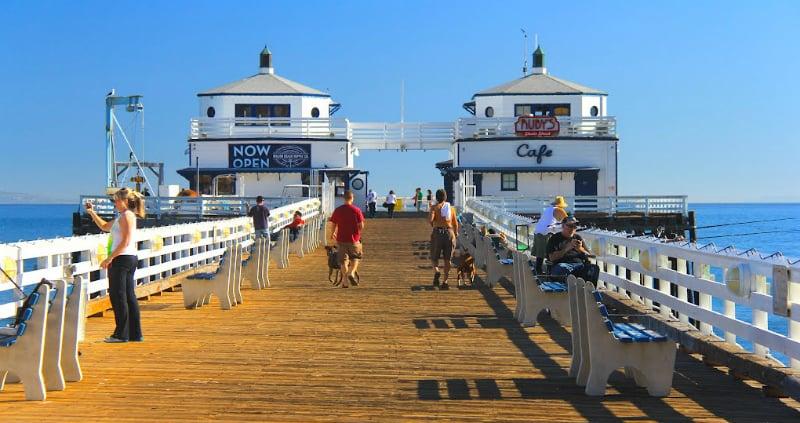 O Que Fazer em Malibu: Pier de Malibu