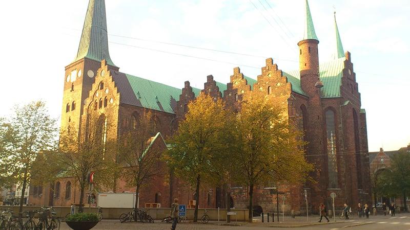 O que fazer em Aarhus: Domkirke