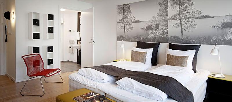 O que fazer em Aarhus: Hotel
