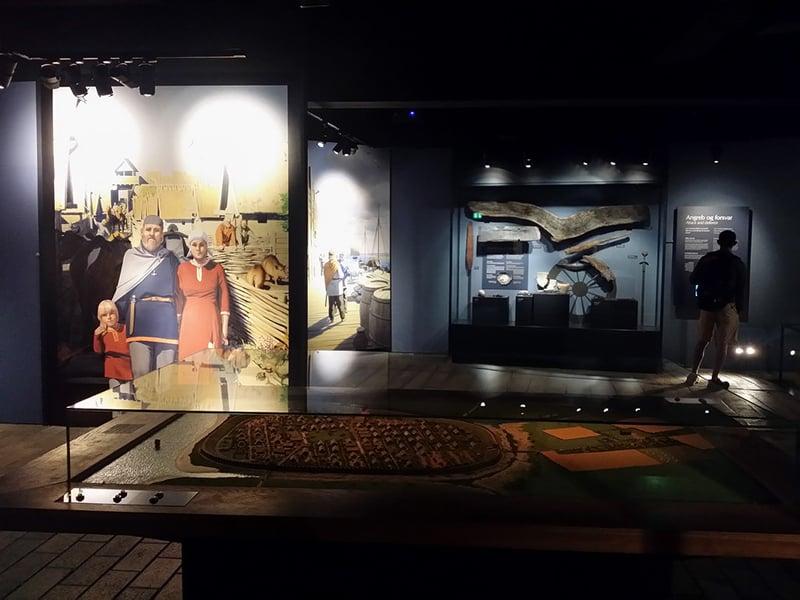 O que fazer em Aarhus: Museu Viking