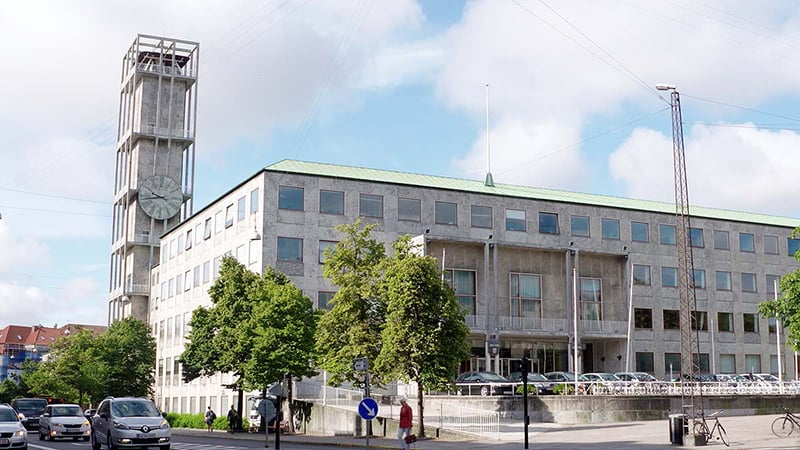 O que fazer em Aarhus: Radhus