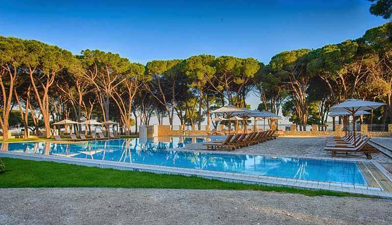 O que fazer em Zadar: Hotel