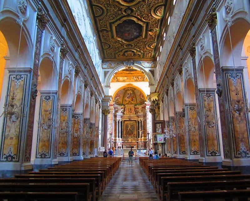 O que fazer em Amalfi: Duomo Sant'Andrea