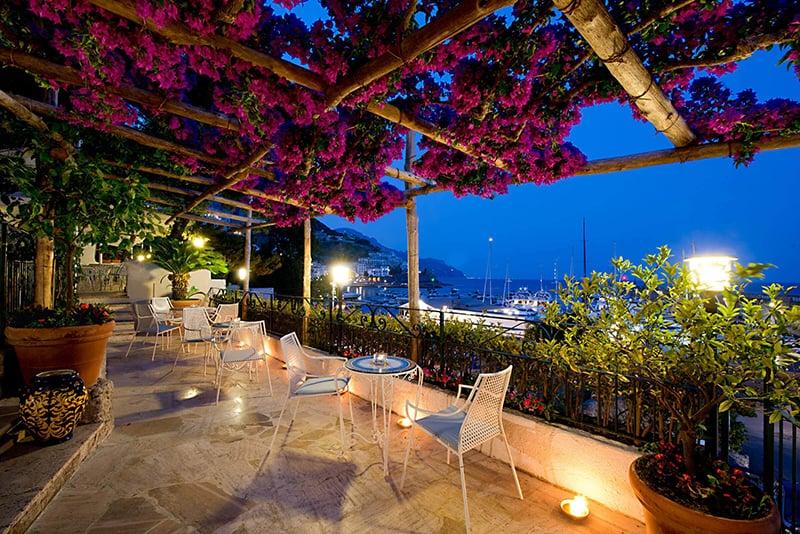 O que fazer em Amalfi: Hotel