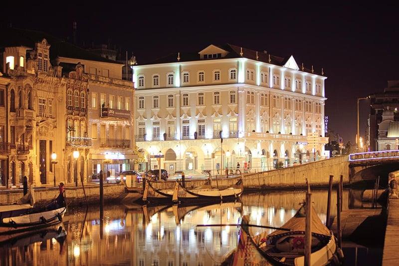 O que fazer em Aveiro: Hotel