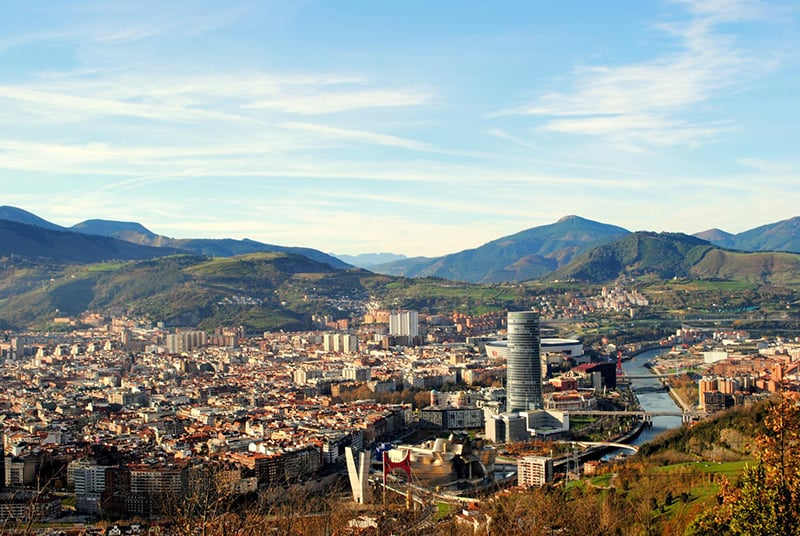 O que fazer em Bilbao: Mirador