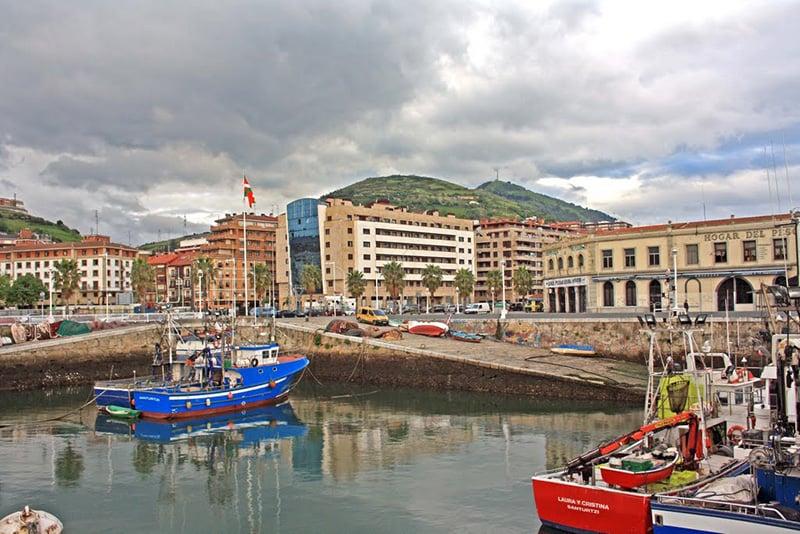 O que fazer em Bilbao: Santurce