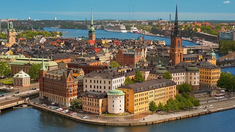 O Que Fazer em Estocolmo na Suécia
