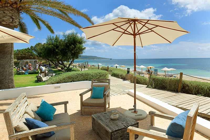 O que fazer em Formentera: Hotel