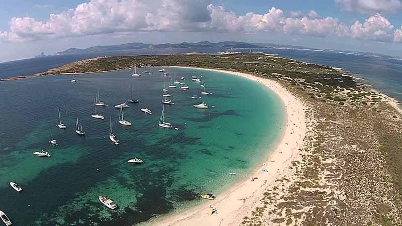 O que fazer em Formentera: S'alga