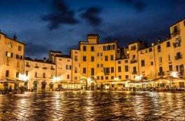 O Que Fazer em Lucca na Itália