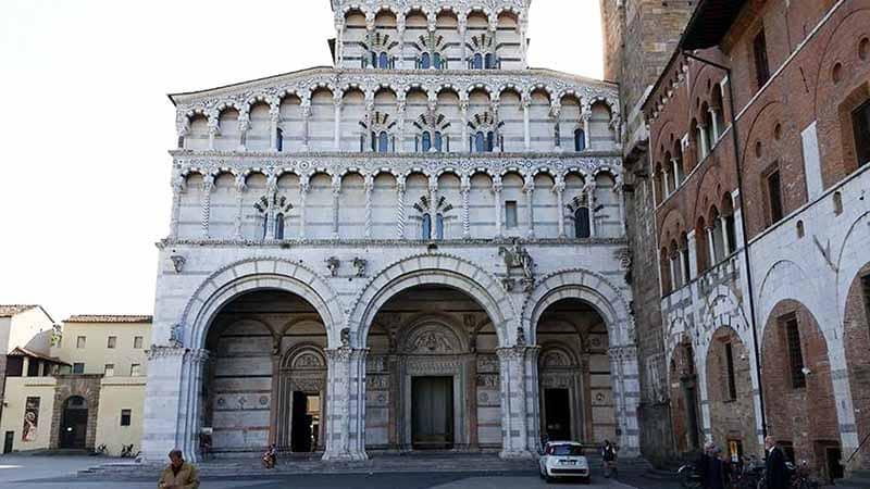 O que fazer em Lucca: Catedral