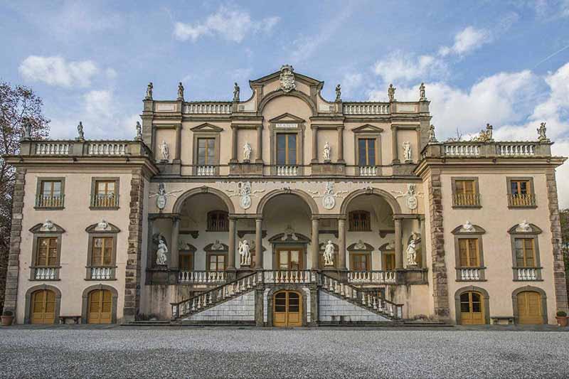 O que fazer em Lucca: Palácio Mansi